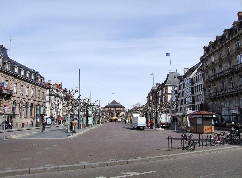 Broglie Square