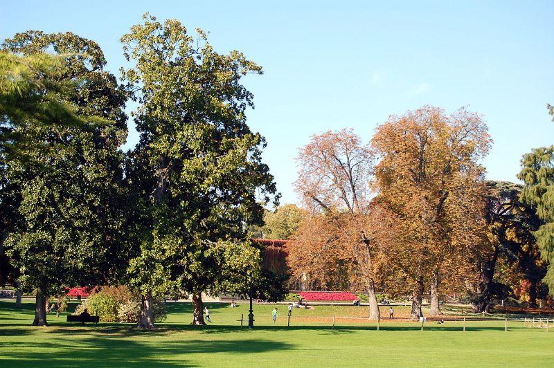 Jardin Publique de Bordeaux