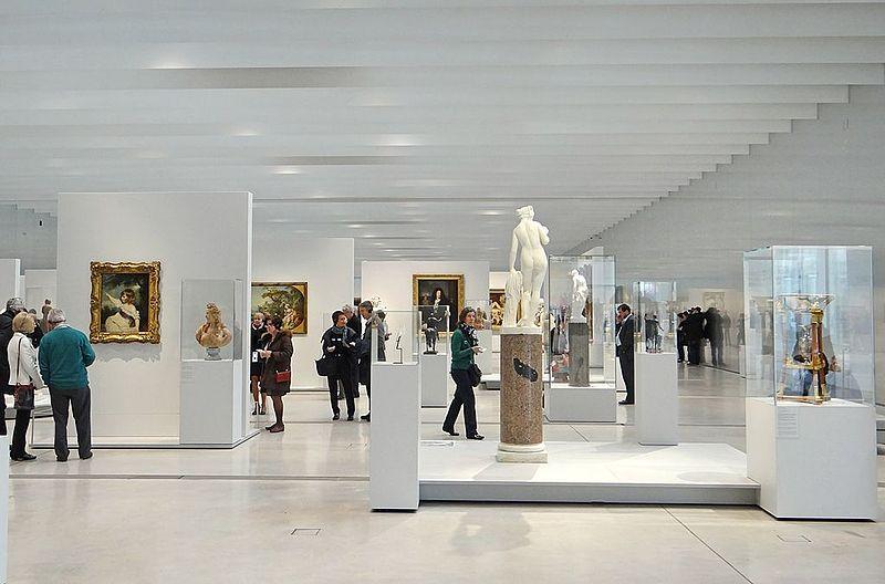 Musée Louvre-Lens Lille