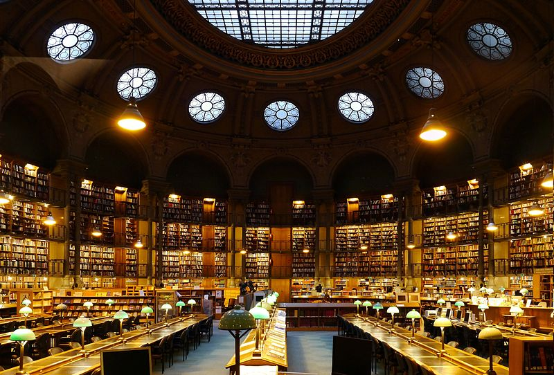 Richelieu Library
