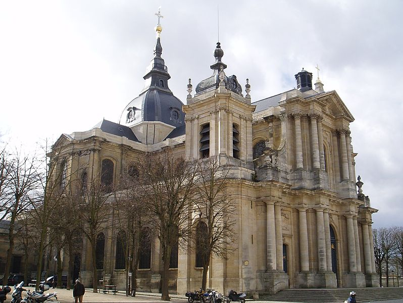 Cathedrale saint louis versailles