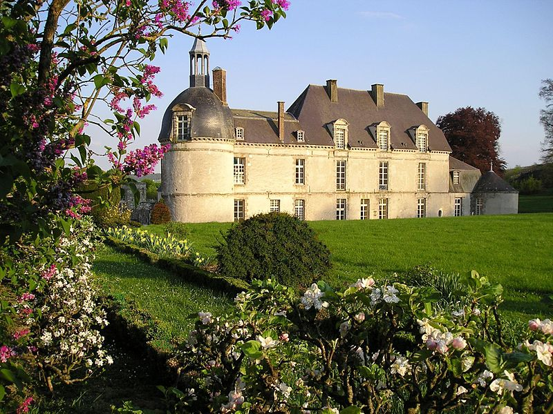 Chateau d'Etoges france