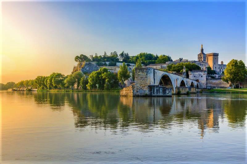 Pont Saint Bénézet Avignon