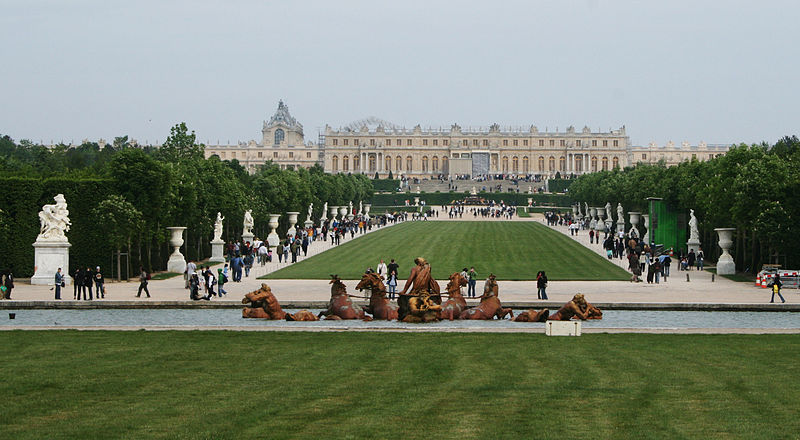 Versailles one of the best day trips from paris