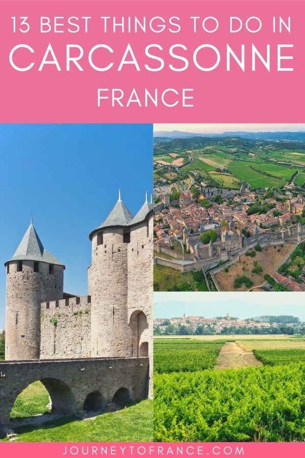 13 Things To Do In Carcassonne, France