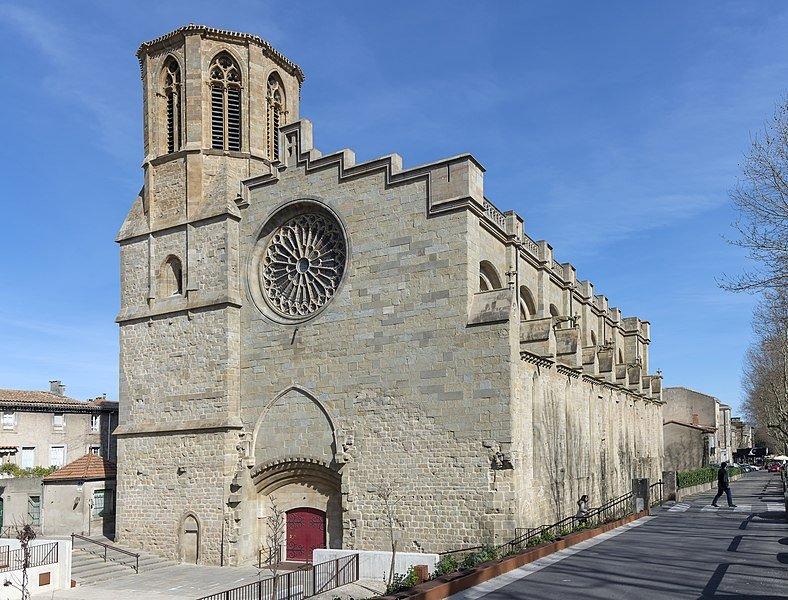 Cathédrale St-Michel Carcassonne