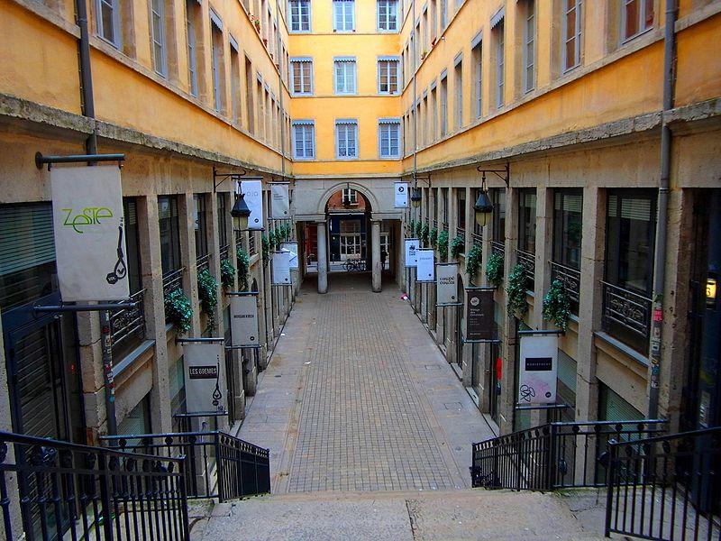 Passage Thiaffait Lyon