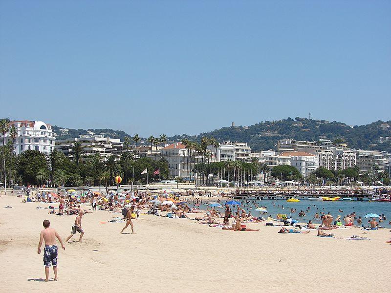 La Croisette Beach Cannes