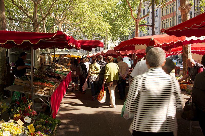 lyon open market