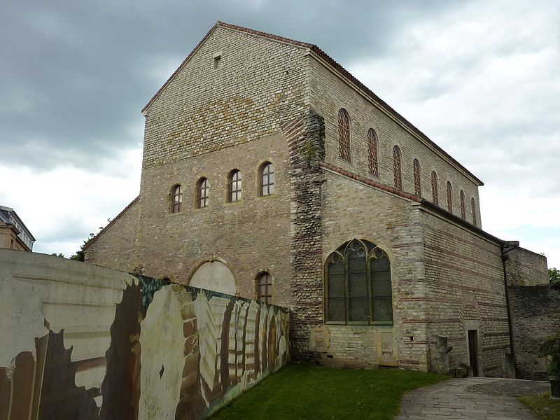 Eglise Saint-Pierre-aux-Nonnains