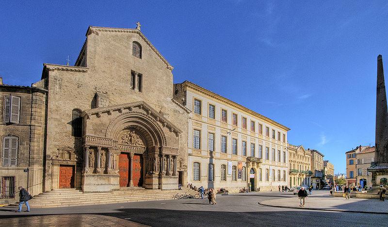 Arles Eglise Saint Trophime