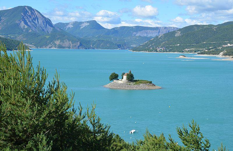 Lac de Serre-Poncon