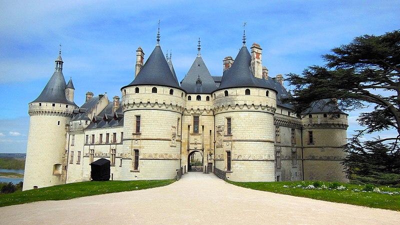 Château Chaumont sur Loire