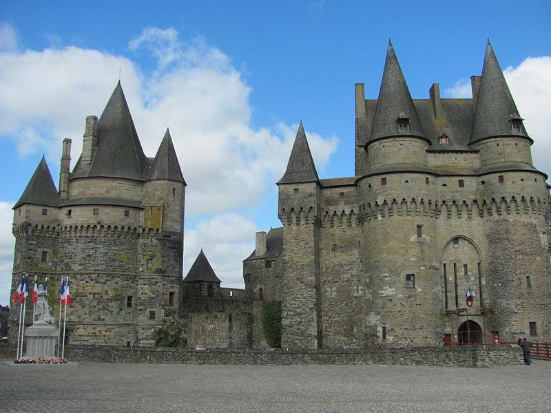 Château à Vitré