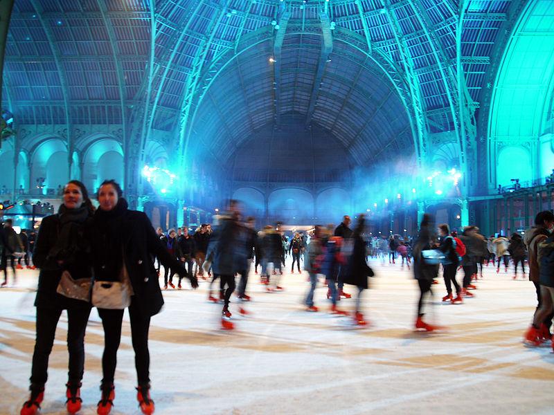 Le Grand Palais des Glaces, Paris
