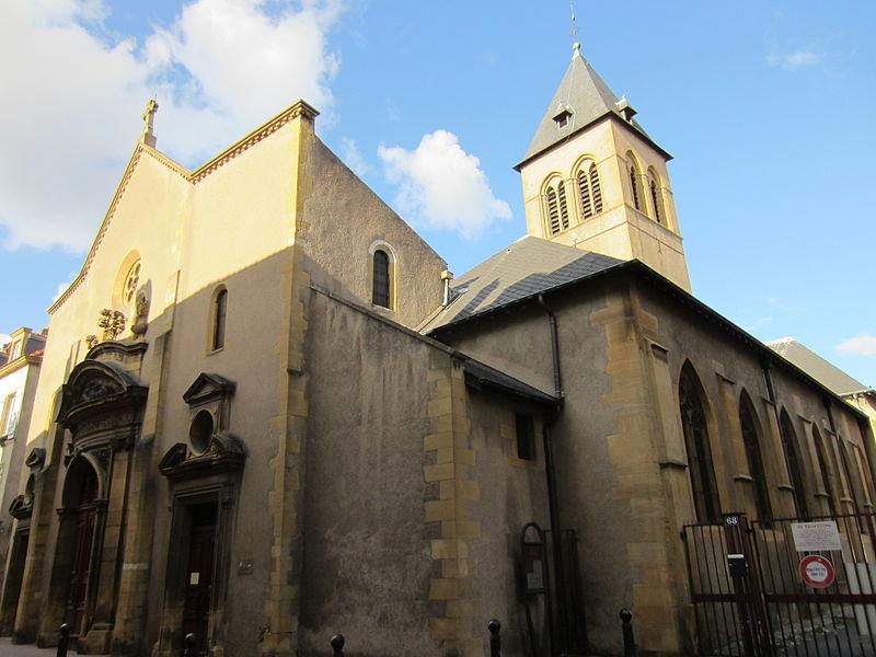 Saint Maximin Metz
