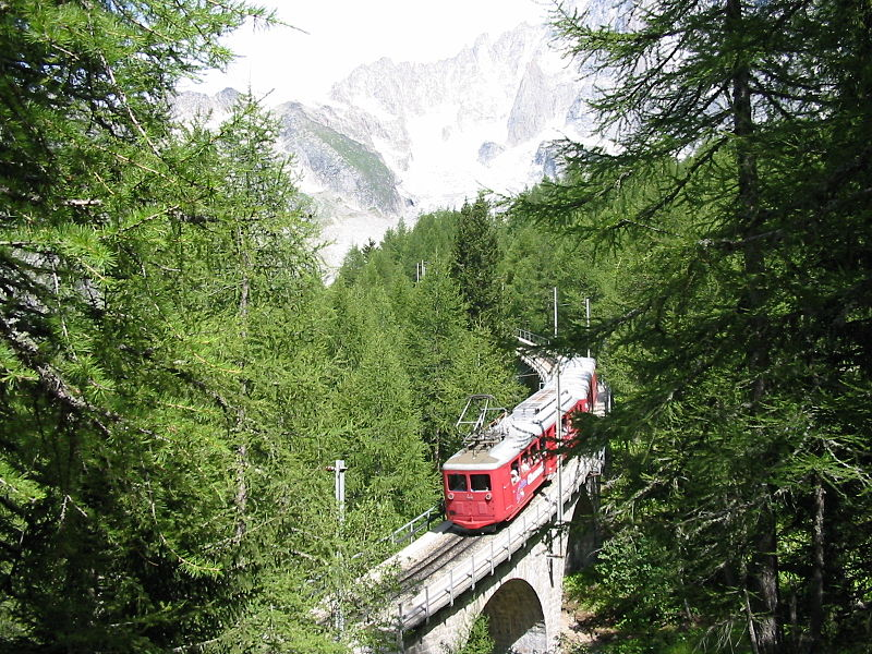 Train Montenvers