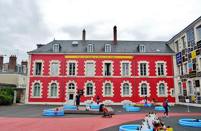 Blois Fondation du Doute