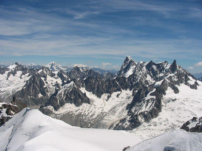 Chamonix Alps
