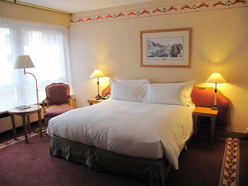 sofitel hotel strasbourg france