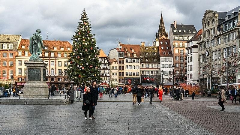 Place Kléber, Strasbourg, Alsace