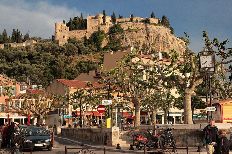 Chateau de Cassis