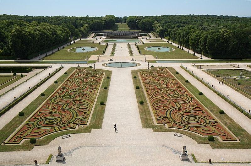 Gardens of Vaux-le-Vicomte