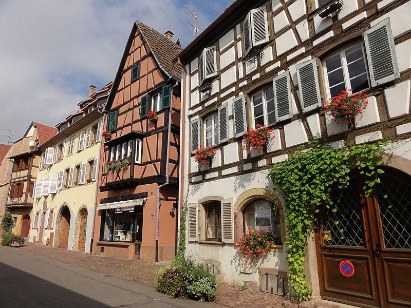 Grand Rue, Eguisheim