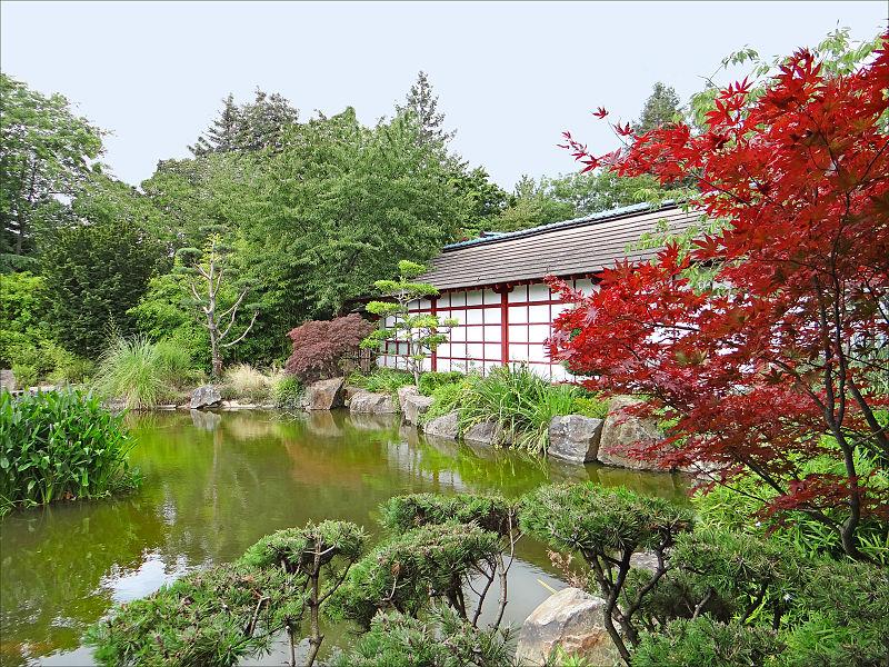 Jardin Japonais Nantes