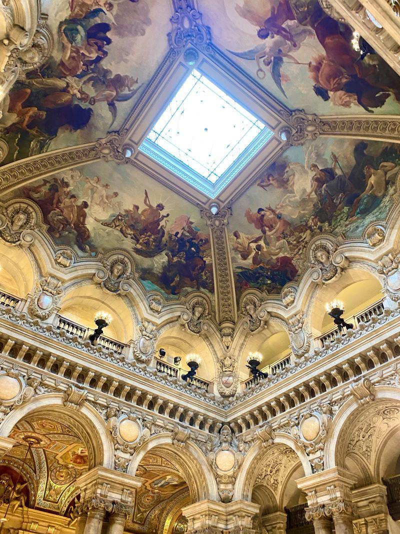 Palais Garnier ceiling
