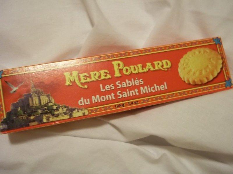Mont Saint-Michel Cookies