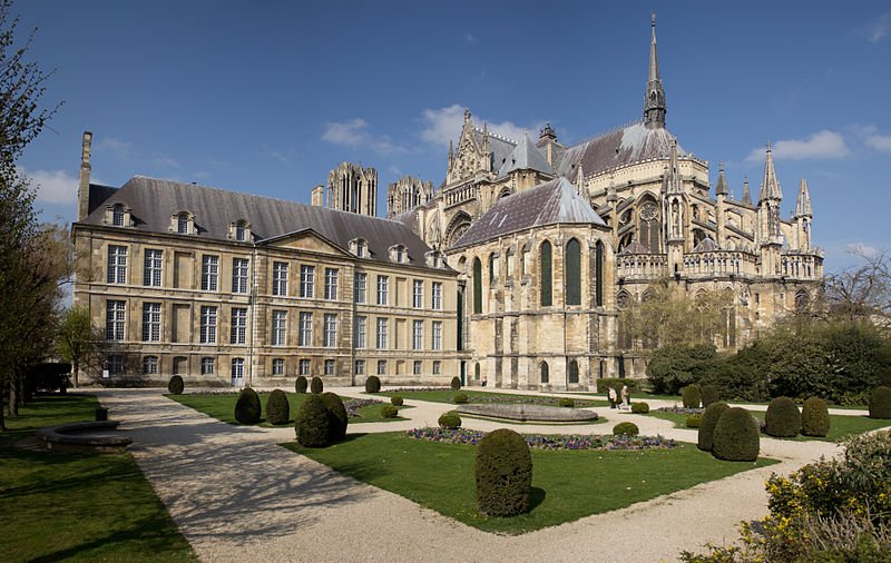 Palace Du Tau Reims