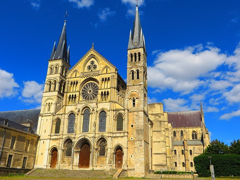 Basilique St-Rémi