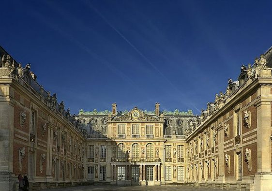Versailles Palace and gardens
