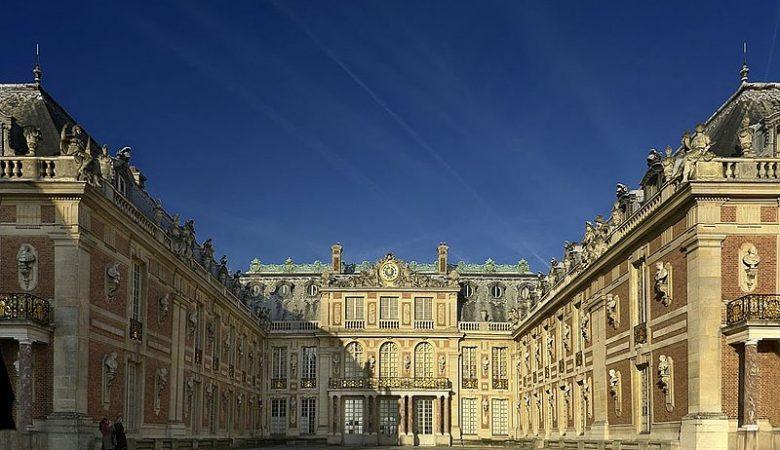 Versailles Palace and gardens