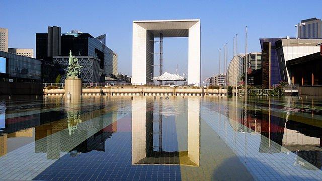 Grande Arche de la Défense, Puteaux