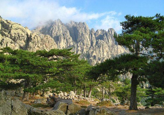 Col de Bavella, Corsica France