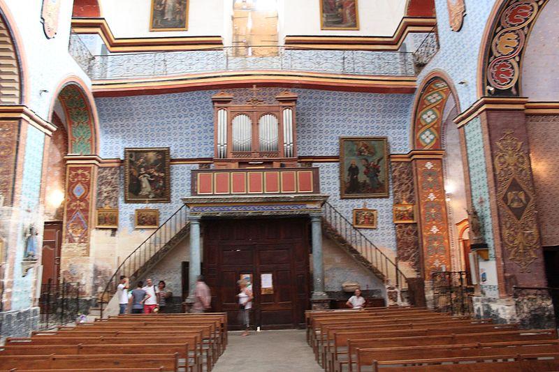 L'Eglise Saint Fermin
